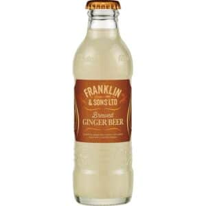 Brewed ginger beer