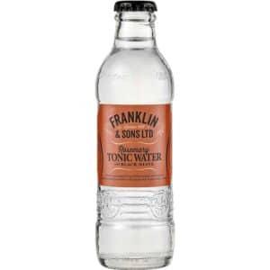 Rosemary tonic water