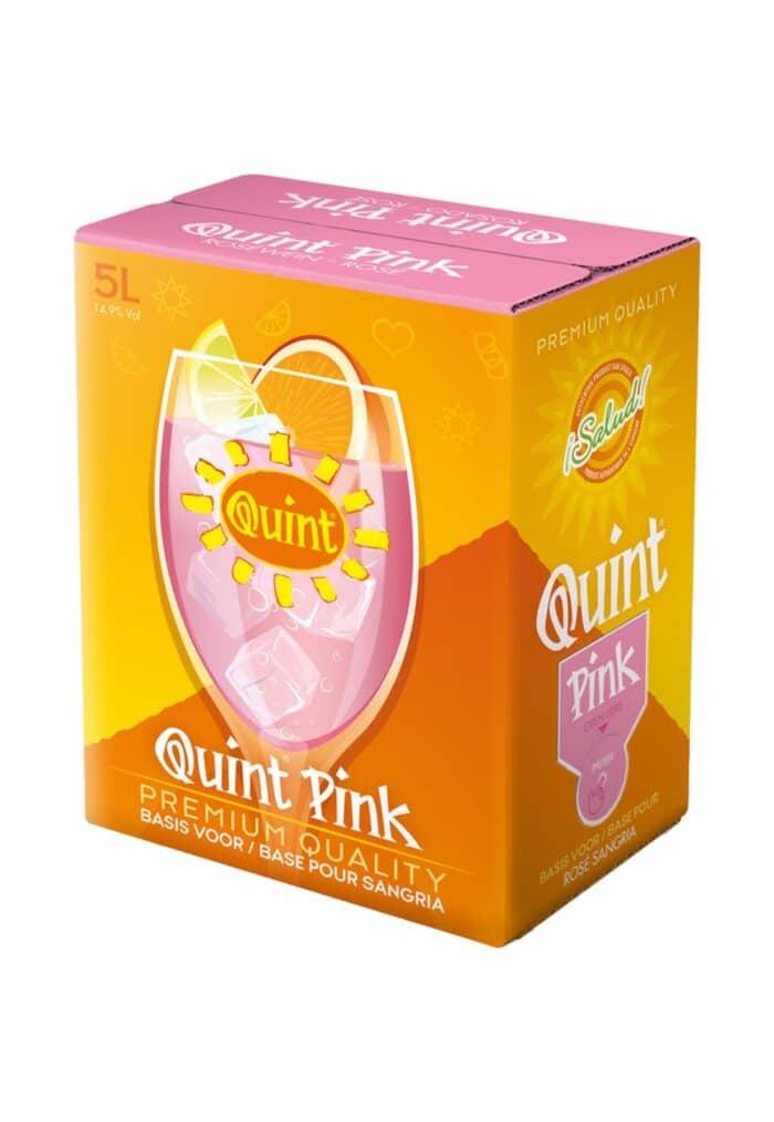 Quint Sangria pink 5L