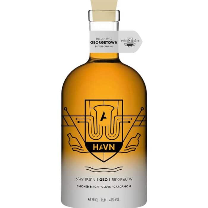 HAVN Rum Georgetown